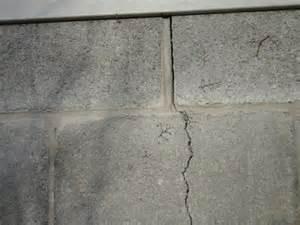 vertical cracks in basement walls vertical foundation how to fix it sink building