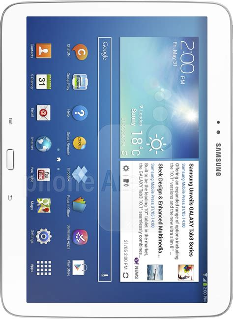 Samsung Tab 1 10 Inch samsung galaxy tab 3 10 1 inch size real visualization and comparison