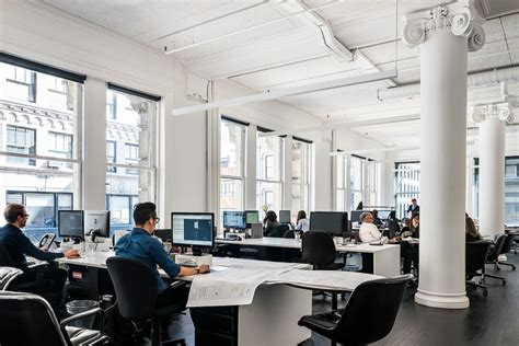 Ny Office by Fogarty Finger New York Office Office Design Gallery