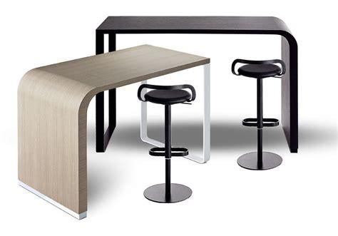 table brunch comptoir l 140 h 90 cm ch 234 ne blanchi