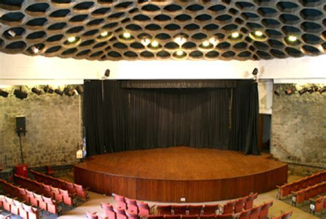 C.D. Deshmukh Auditorium at India International Centre in
