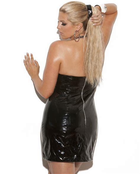 Ep Vinyl Size - plus size dress plus size vinyl dress plus