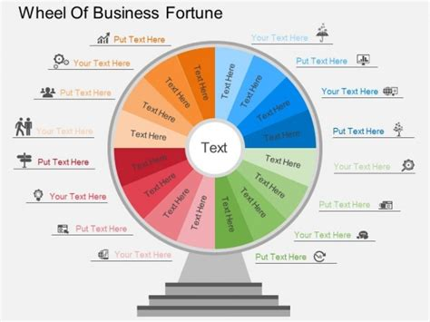wheel of fortune template wheel of fortune powerpoint template gettlike