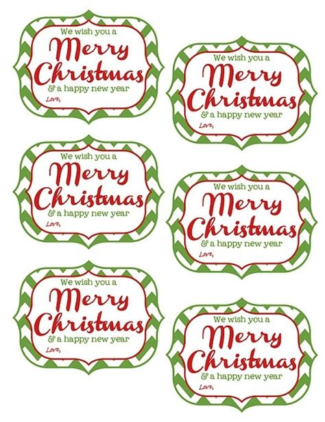 Popular Bath Shower Curtain free printable tags we wish you a merry christmas and a