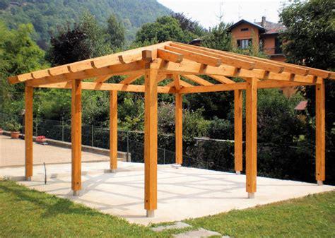 gazebi usati in legno pergole artelegno tetti e gazebo napoli