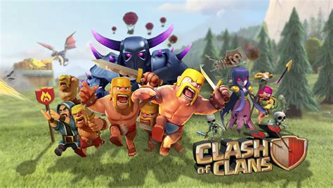 wallpaper for iphone clash of clans clash of clans wallpapers full hd pictures