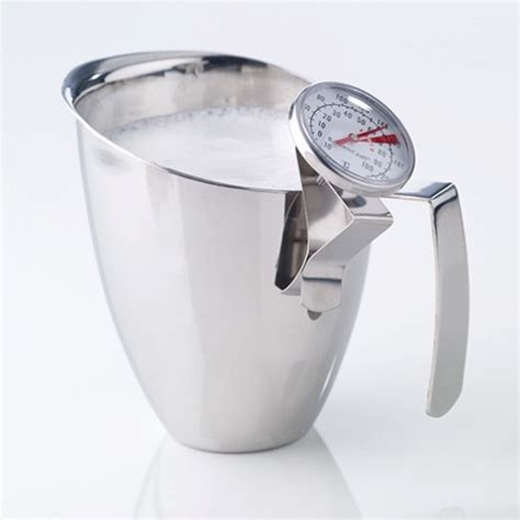 Jual Thermometer Coffee jual milk froth thermometer stainless steel pengukur