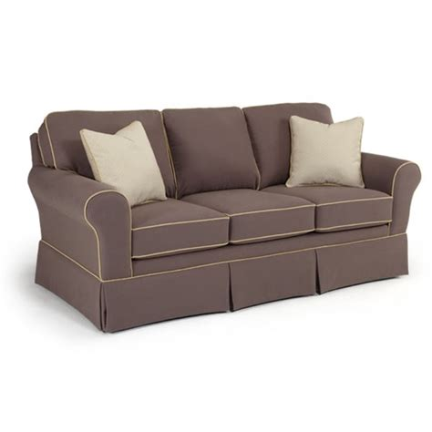 skirted sofa annabel sofa collection skirted elm city furniture
