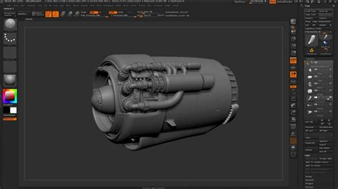 tutorial zbrush 4r7 zbrush to keyshot bridge