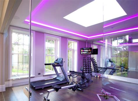 home gym lighting design 41 gym designs ideas design trends premium psd