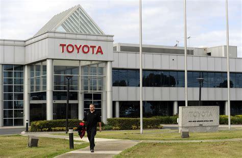 Toyota Plant Australia Toyota Decision To Altona Unit Hits Local Workforce