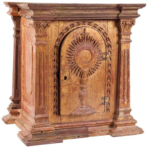 furniture items 19th century indo portuguese wood tabernacle at 1stdibs
