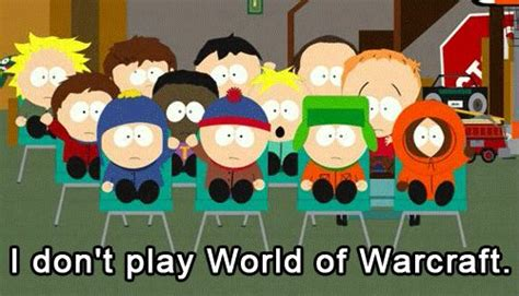 South Park World Of Warcraft Bathroom by Goddammit Butters Why Do To Be So Damn Kawaii