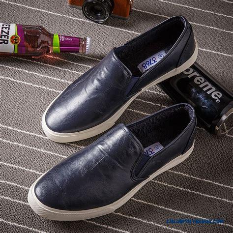 cheap s loafers casual skateboarding shoes plus velvet