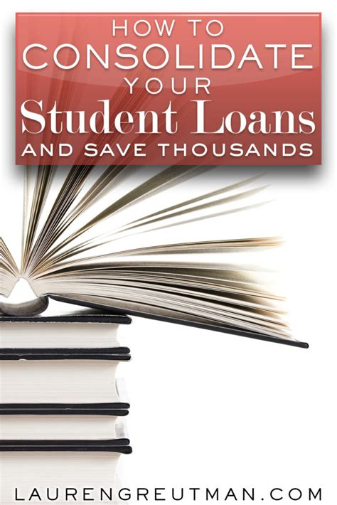 best consolidation loan how to save thousands on your student loans greutman