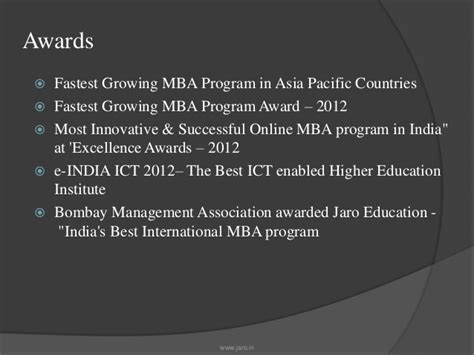 Of The Pacific Part Time Mba by Distance Mba In International Business From Bharathiar