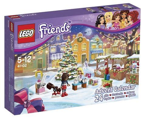 Calendrier De L Avent Lego 2015 Lego Friends Nouveaut 233 2015 Calendrier De Lavent 41102