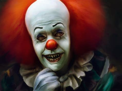 the clown pennywise the clown wallpaper wallpapersafari