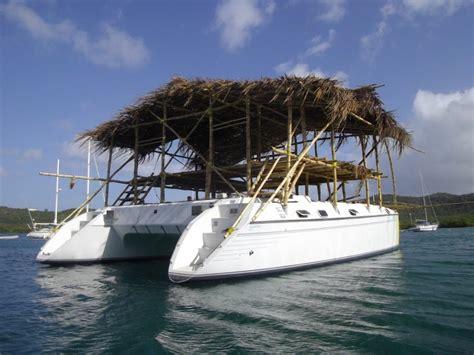 catamaran boat flips the artful dodger catamaran concepts