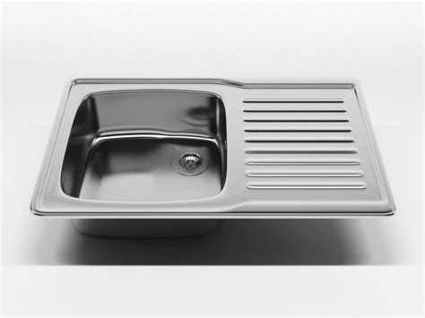 kitchen sink n65 3d model c4d cgtrader