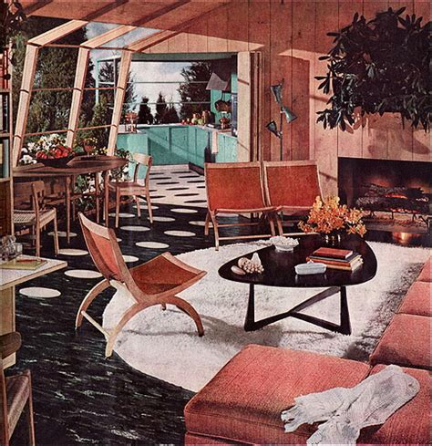 1950s home decor retropedia a look at style and design through time