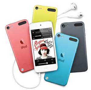 ipod touch colors dailytech apple debuts redesigned ipod nano colorful