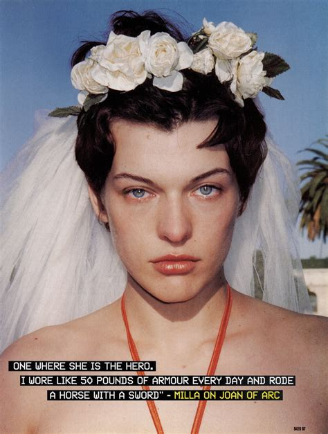 milla jovovich dazed and confused millaj the official milla jovovich website dazed