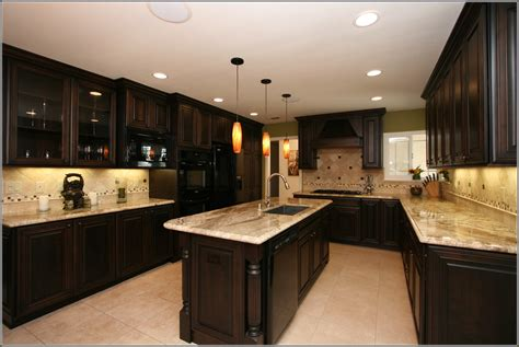 Dark Cabinet Kitchen Designs top dark cabinet kitchen designs room design plan modern