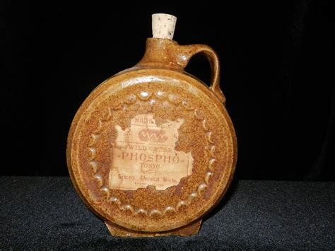 Antique Jar Ls by Antique Stoneware Pharmacy Jar Grocers Chemical Works