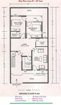 100 gaj to feet colors 100 home design in 100 gaj house 30 x 60 sq ft indian house plans exterior pinterest