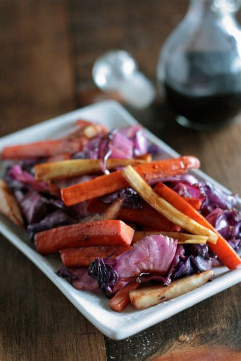 non root vegetables balsamic roasted root vegetables country cleaver