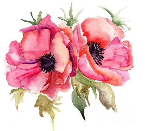 watercolor tattoo wrocław 25 best ideas about flowers illustration on