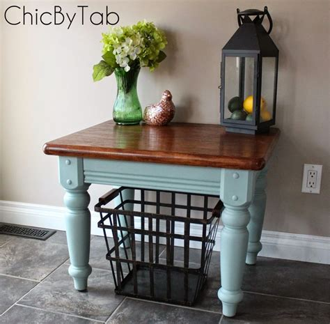 painting oak table with chalk paint best 25 painted coffee tables ideas on coffee