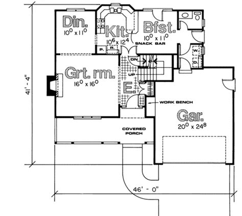 1700 sq ft house plans colonial style house plan 3 beds 2 5 baths 1700 sq ft