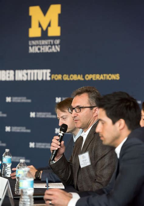 Ross Tauber Mba by New Frontiers In Operations Tauber Institute For Global