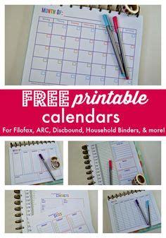 arc planner printables free 2016 organiza 231 245 es organiza 231 227 o pinterest calend 225 rio