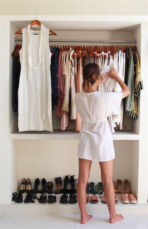 closet clothing best 25 simple closet ideas on pinterest wardrobe ideas