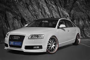 audi a6 4f facelift styling tuning