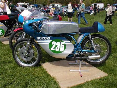suzuki t20 racer classic motorcycle pictures