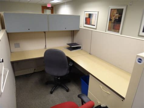 used herman miller q workstations 6 215 6 and 6 215 8 used cubicles