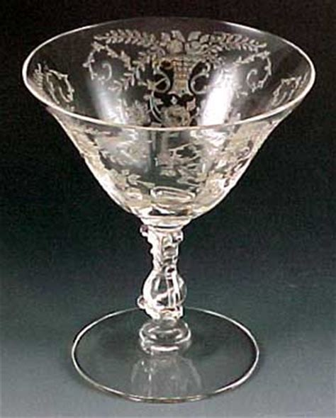 antique barware vintage wine glasses crystal stemware