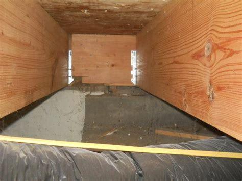 dr energy saver st louis crawl space repair photo