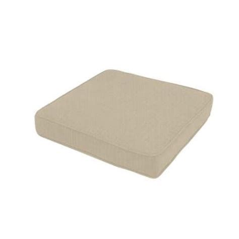 Outdoor Floor Cushion by Paradise Cushions Beige Outdoor Floor Pool Cushion Pl05pc2