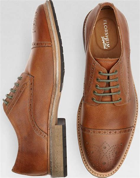 forum moc toe slip on by florsheim shoes brown leather
