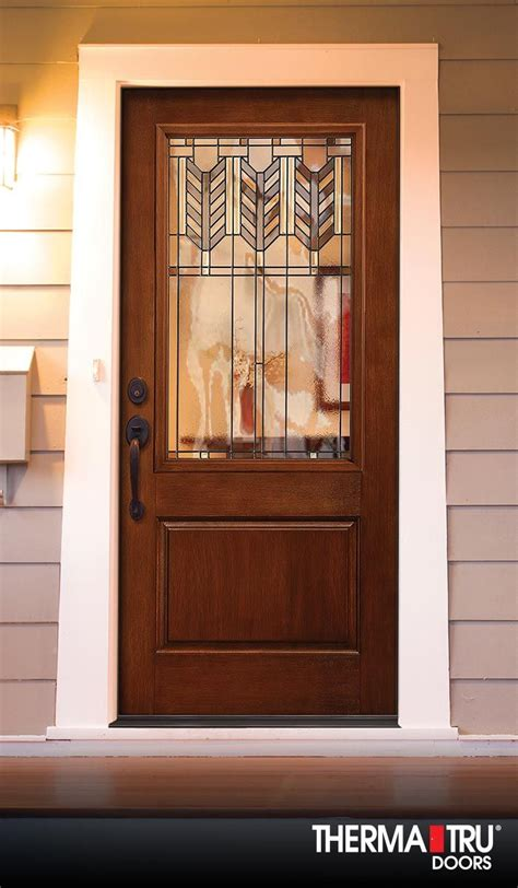 Fiberglass Entry Doors With Glass 17 Best Images About Classic Craft Rustic Collection On