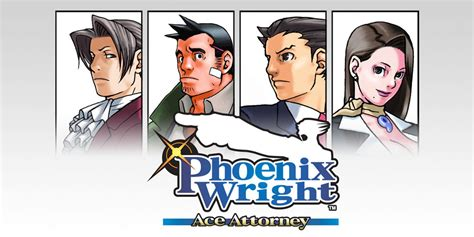 phoenix wright ace attorney nintendo ds games nintendo