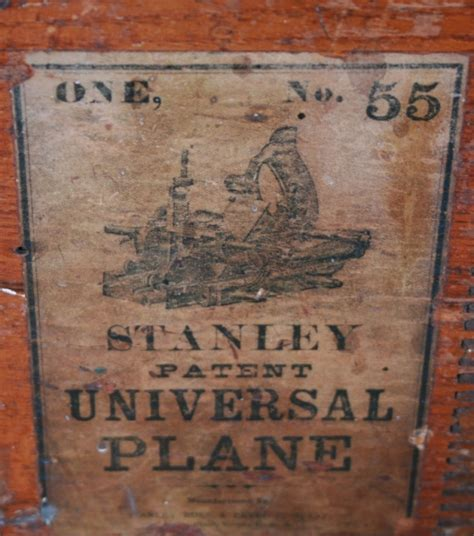 vintage tools stanley   combination plane da