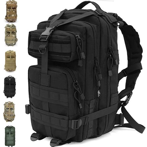 30l outdoor rucksacks tactical backpack cing hiking trekking bag ebay