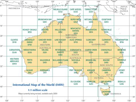 scale map of australia about map numbering geoscience australia