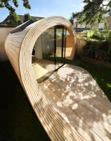 Terraced Backyards Architectural Wonders 12 Curved Roof Buildings That Will